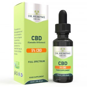 CBD Oil UK - Kemp House