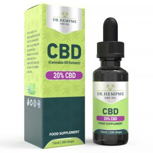 CBD Oil London, UK - Kemp House